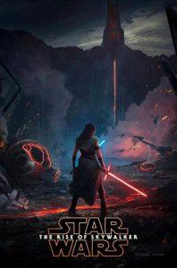 Star Wars Episode IX The Rise of Skywalker กำเนิดใหม่สกายวอล์คเกอร์