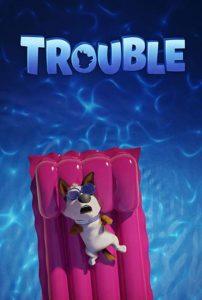 ดูหนังการ์ตูน Trouble ตูบทรอเบิล ไฮโซจรจัด