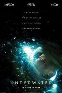 ดูหนังใหม่ Underwater (2020) มฤตยูใต้สมุทร