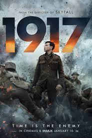 1917 หนังสงครามโลกครั้งที่ 1