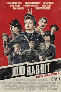 JOJO RABBIT (2019) โจโจ้ แรบบิท ต่ายน้อยโจโจ้