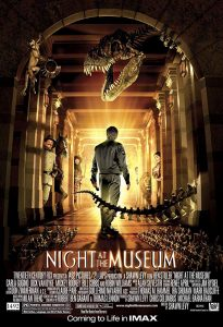 Night At The Museum 1 คืนมหัศจรรย์ พิพิธภัณฑ์มันส์ทะลุโลก