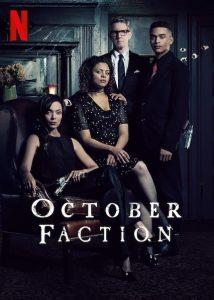 October Faction Season 1 (2020) ครอบครัวล่าอสูร พากย์ไทย