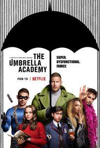 ดูซีรี่ย์ The Umbrella Academy Season 1 – ครอบครัวซูเปอร์เพี้ยน 2019