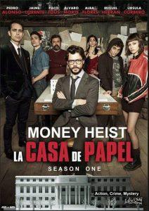 ดูซีรี่ย์ออนไลน์ Money Heist Season 1 ทรชนคนปล้นโลก 1 พากย์ไทย เต็มเรือง ซีรี่ย์ Netflix ฟรี ดูหนังใหม่ชนโรง 2020