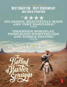 The Ballad of Buster Scruggs (2018) ลำนำของบลัสเตอร์ สกรั๊กส์