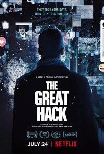 The Great Hack (2019) แฮ็กสนั่นโลก เต็มเรื่อง ดูหนังฟรี NETFLIX