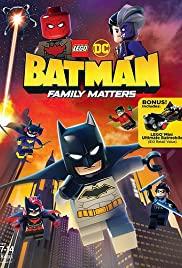 ดูหนัง LEGO DC BATMAN - FAMILY MATTERS (2019) เต็มเรื่องพากย์ไทย