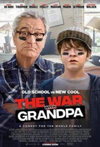 ดูหนังออนไลน์ The War with Grandpa (2020) ถ้าปู่แน่ ก็มาดิครับ HD เต็มเรื่อง