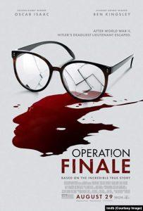 ดูหนังออนไลน์ Operation Finale (2018) ปฏิบัติการ ปิดฉาก ปีศาจนาซี ซับไทย พากย์ไทย เต็มเรื่อง HD