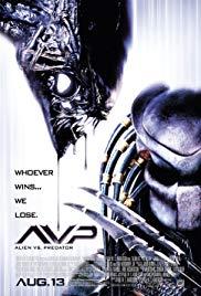 AVP  Alien vs. Predator (2004) เอเลียน ปะทะ พรีเดเตอร์ สงครามชิงเจ้ามฤตยู