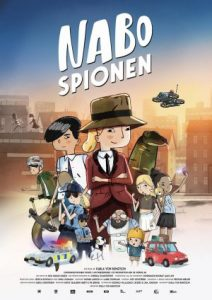 Next Door Spy (Nabospionen) (2017) สายลับรุ่นใหม่