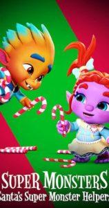 Super Monsters Santa's Super Monster Helpers (2020) อสูรน้อยวัยป่วน ผู้ช่วยซานต้า | Netflix