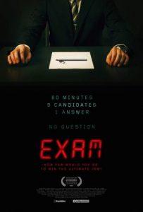 ดูหนังออนไลน์ Exam (2009) เกมส์ฆาตกรโหด HD เต็มเรื่อง