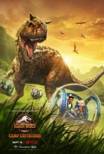 Jurassic World: Camp Cretaceous (2020) จูราสสิค เวิลด์ ค่ายครีเทเชียส | Netflix