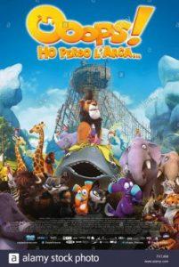 หนังการ์ตูน Ooops! Noah Is Gone ก๊วนซ่าป่วนวันสิ้นโลก เต็มเรื่อง