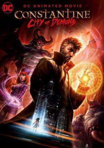 ดูหนังการ์ตูนอนิเมชั่น Constantine City of Demons The Movie (2018)