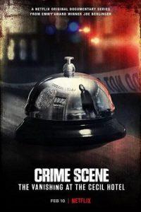 Crime Scene: The Vanishing at the Cecil Hotel (2021) การหายตัวไปที่โรงแรมเซซิล | Netflix