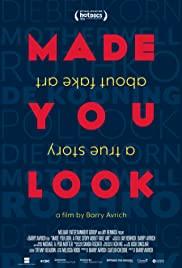 สารคดี Made You Look A True Story About Fake Art (2020) ศิลป์สร้าง งานปลอม