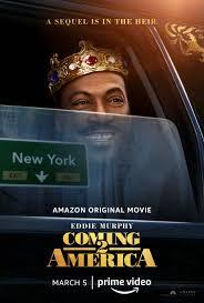 ดูหนังออนไลน์ Coming 2 America (2021) HD เต็มเรื่อง
