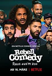 ดูหนังออนไลน์ Rebell Comedy: Straight Outta the Zoo (2021) รีเบลล์คอมเมดี้ ส่งตรงจากสวนสัตว์ | Netflix HD เต็มเรื่อง