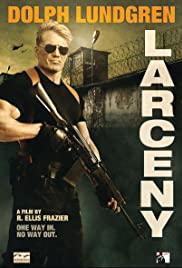 ดูหนังฝรั่ง Larceny (2017) โคตรคนปล้นนรก HD เต็มเรื่อง