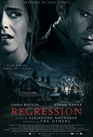 ดูหนังออนไลน์ Regression (2015) รีเกรสชั่น สัมผัสผวา HD เต็มเรื่อง