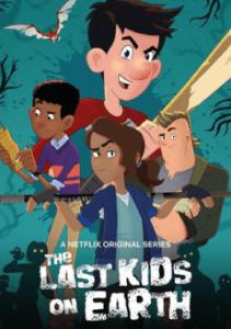 ดูหนังการ์ตูนอนิเมชั่น สี่ซ่าท้าซอมบี้: สุขสันต์วันหลังโลกแตก | Netflix