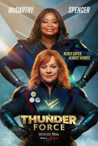 Thunder Force (2021) ขบวนการฮีโร่ฟาดฟ้า | Netflix