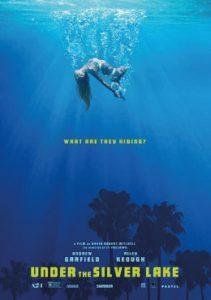 ดูหนัง Under the Silver Lake (2018) ใต้ทะเลสาบสีเงิน เต็มเรื่อง