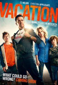 ดูหนังตลก Vacation (2015) พักร้อนอลวน ครอบครัวอลเวง พากย์ไทย