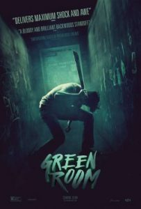Green Room (2015) ล็อค เชือด ร็อก