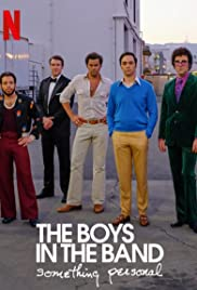 The Boys in the Band: Something Personal (2020)   Netflix