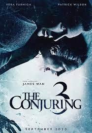The Conjuring 3 : The Devil Made Me Do It (2021) เดอะ คอนเจอริ่ง คนเรียกผี 3 มัจจุราชบงการ
