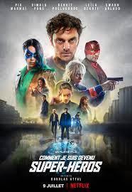 How I Became A Superhero (2021) ปริศนาพลังฮีโร่ | Netflix