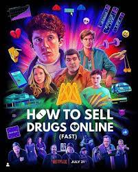 How to Sell Drugs Online (Fast) Season 2 (2020) วัยลองของ ปี 2 | Netflix