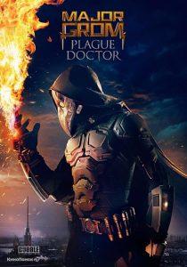 Major Grom: Plague Doctor (2021) ฮีโร่ปราบวายร้าย   Netflix