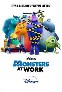 ดูซีรี่ย์การ์ตูน Monsters at Work (2021)