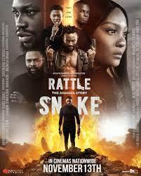 RattleSnake: The Ahanna Story (2020) ปล้นเหมี้ยม | Netflix