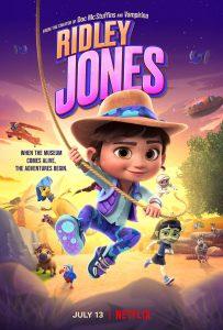 Ridley Jones (2021) ริดลีย์ โจนส์ | Netflix