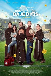 ดูหนังตลก Holy Goalie (2017) โฮลี่ โกลลี่