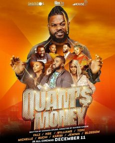 ดูหนัง Quam's Money (2020) เศรษฐีใหม่