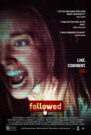 ดูหนังฝรั่ง Followed (2018) HD