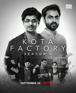 ดูซีรี่ย์อินเดีย Kota Factory Season 2 (2021) โรงงานเด็กเรียน ซับไทย