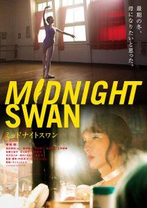 ดูหนังดราม่า Midnight Swan (2020) สัญชาตญาณความเป็นหญิง ซับไทยเต็มเรื่อง