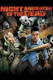 ดูหนังการ์ตูน Night of the Animated Dead (2021) HD ซับไทยเต็มเรื่อง