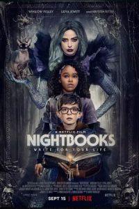 ดูหนัง Nightbooks (2021) ไนต์บุ๊คส์ พากย์ไทยเต็มเรื่อง ดูหนังใหม่แนะนำ Netflix