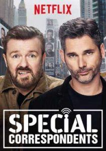ดูหนัง Special Correspondents (2016) ปฏิบัติการนักข่าวกำมะลอ