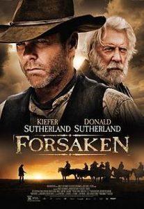 ดูหนังคาวบอย Forsaken (2015) โครตคนปราบโจรเถื่อน เต็มเรื่องดูฟรีออนไลน์